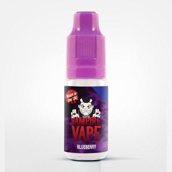 Vampire Vape Blueberry Liquid - 10ml