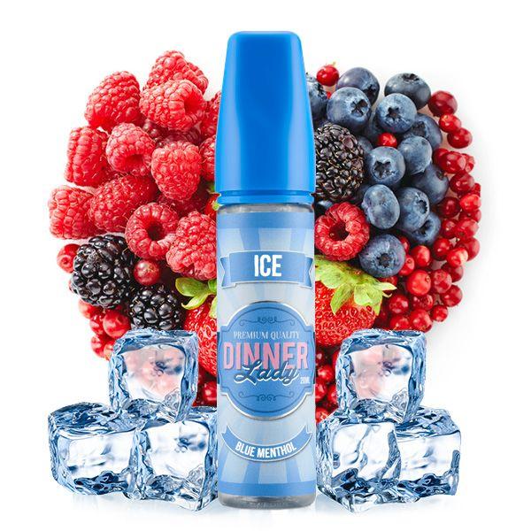 Dinner Lady Ice Blue Menthol Aroma 20 ml