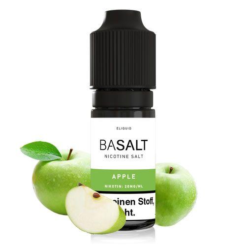 Basalt Apple Nic Salt Liquid - 10 ml
