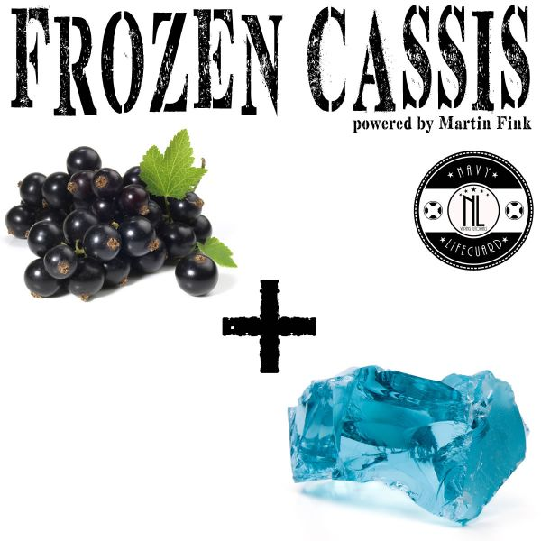 Nlife V.5 Frozen Cassis Liquid 10ml / 50ml / 100ml