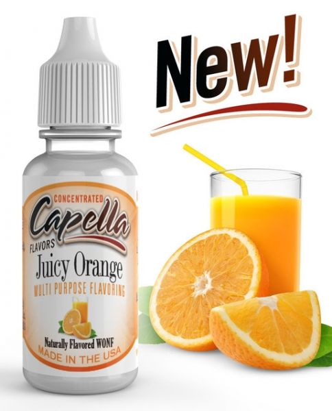 Capella Juicy Orange Aroma Concentrate - 13ml