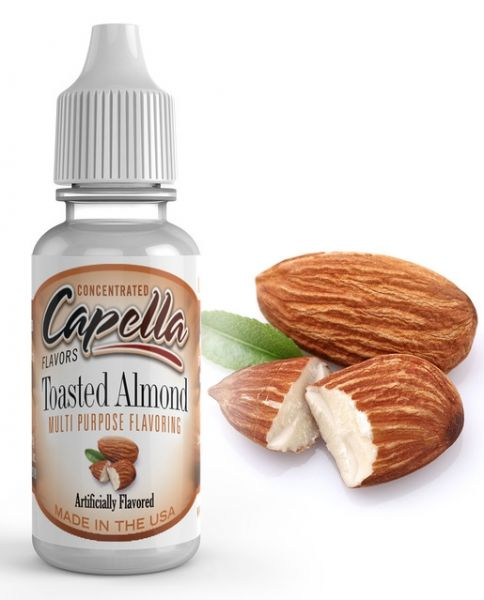 Capella Toastet Almond Aroma Concentrate - 13ml