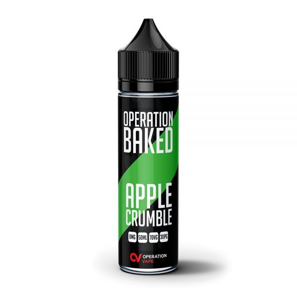 Apple Crumble by Operation Baked - 50ml