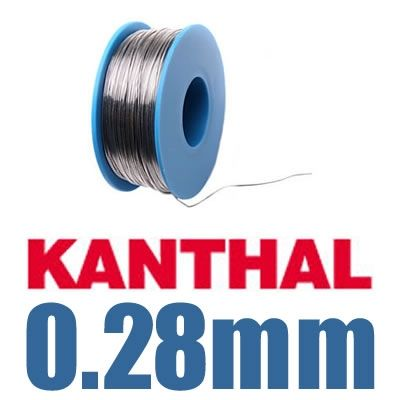 Kanthaldraht (A-1) 0.28mm