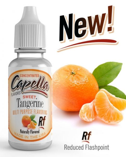 Capella Sweet Tangerine RF Aroma Concentrate - 13ml