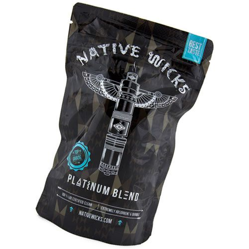 Native Wicks - Platinum Blend Cotton