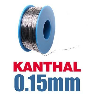 Kanthaldraht 0.15mm