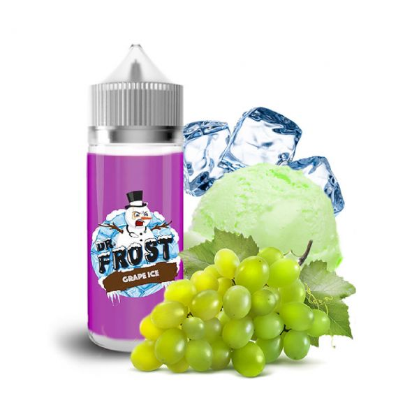 Dr. Frost Grape Ice UK Premium Liquid - 100 ml