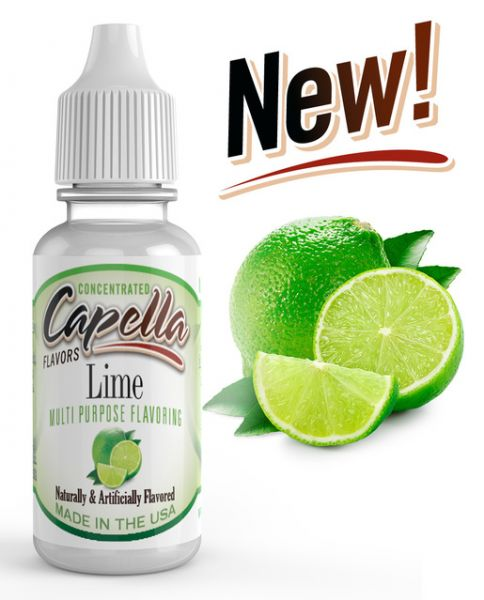 Capella Lemon Lime Aroma Concentrate - 13ml