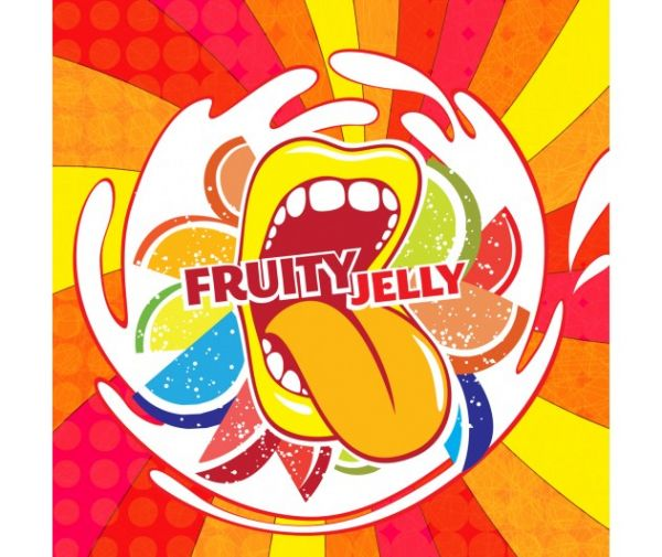 Big Mouth Flavour Concentrate Fruity Jelly - 10ml