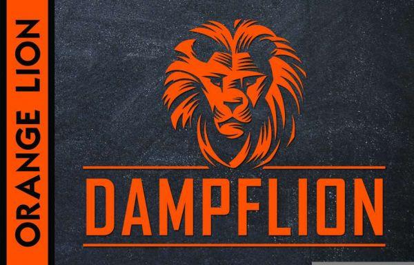 Dampflion Orange Lion Aroma - 20ml