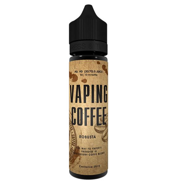 Vaping Coffee Robusta - 50ml