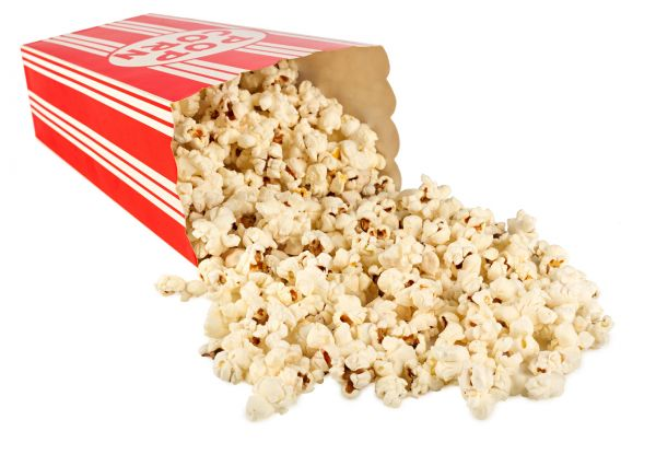 Karamell Popcorn Liquid by Vape Rebelz - 10 ml / 50 ml / 100 ml