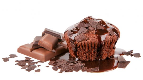Schoko Muffin Liquid von Dampfer-Taxi®   Nikotinfrei - 10ml / 50ml / 100ml