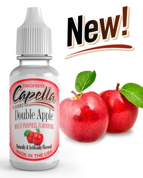 Capella Double Apple Aroma Concentrate - 13ml