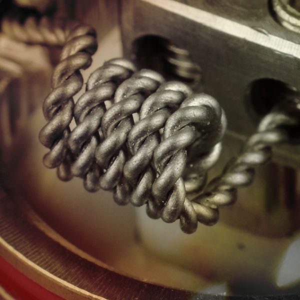 Twisted Resistance Wire