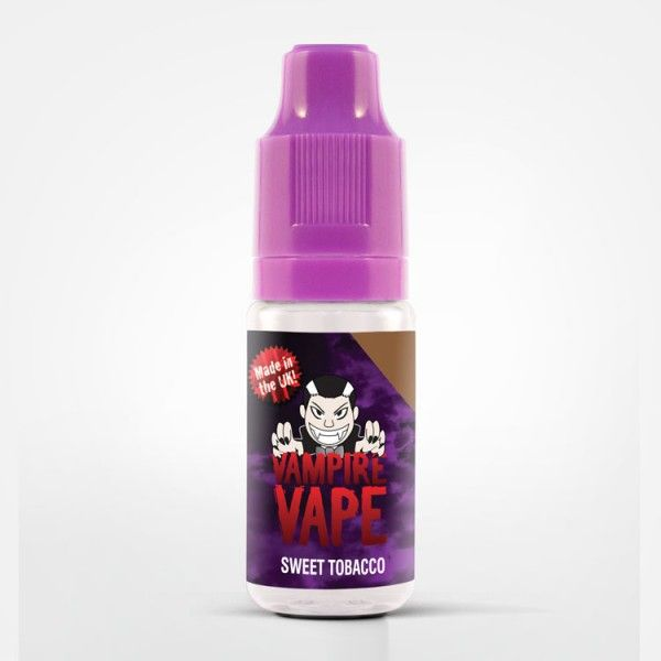 Vampire Vape Sweet Tobacco Liquid - 10ml