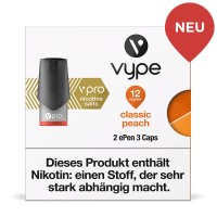 Vype ePen3 Caps vPro Classic Peach