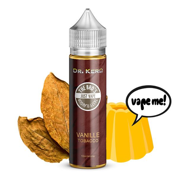 Dr. Kero X The Bro's Vanille Tobacco Aroma - 10ml
