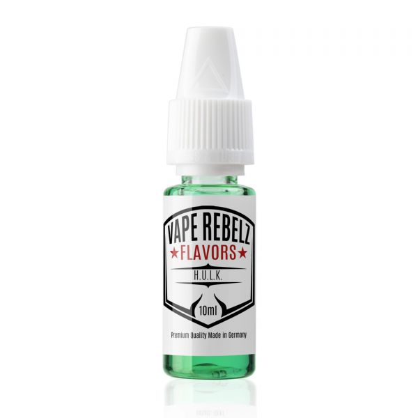 Vape Rebelz® H.U.L.K. pur Flavor | Aroma - 10ml