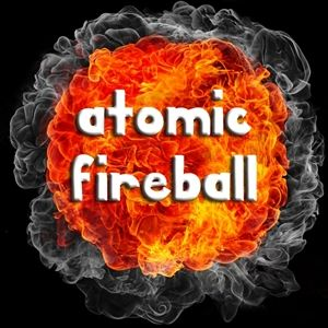 Pink Spot Atomic Fireball (Fire & Ice) - Aroma 10ml