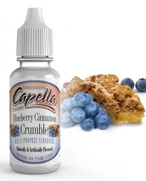 Capella Blueberry Cinnamon Aroma Concentrate - 13ml
