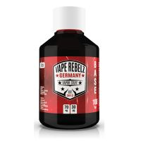 Vape Rebelz® 70:30 Basisliquid 0mg - 100ml