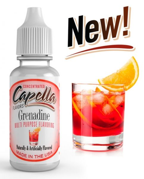 Capella Grenadine Aroma Concentrate - 13ml