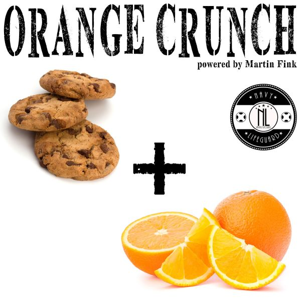 NLife V.1 Orange-Crunch Liquid | Nikotinfrei - 10ml / 50ml / 100ml