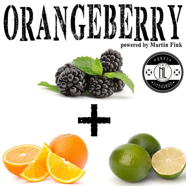 Nlife V.9 Orangeberry Liquid 10ml / 50ml / 100ml