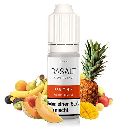 Basalt Fruit Mix Nic Salt Liquid - 10 ml