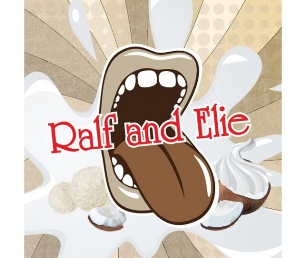Big Mouth Flavour Concentrate Ralf and Elie - 10/30ml