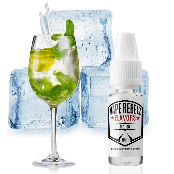 Rebelz Summer Mojito Liquid 10ml / 50ml / 100ml