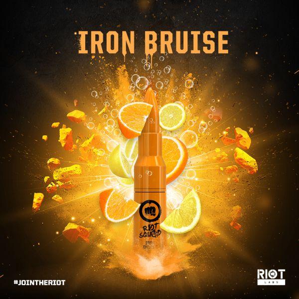 Riot Squad Iron Bruise Liquid - 50ml