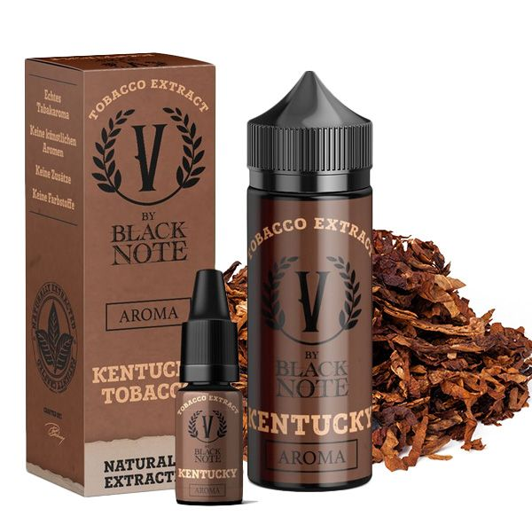 V by Black Note Kentucky Aroma 10ml