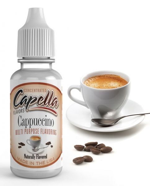 Capella Cappuccino V2 Aroma Concentrate - 13ml
