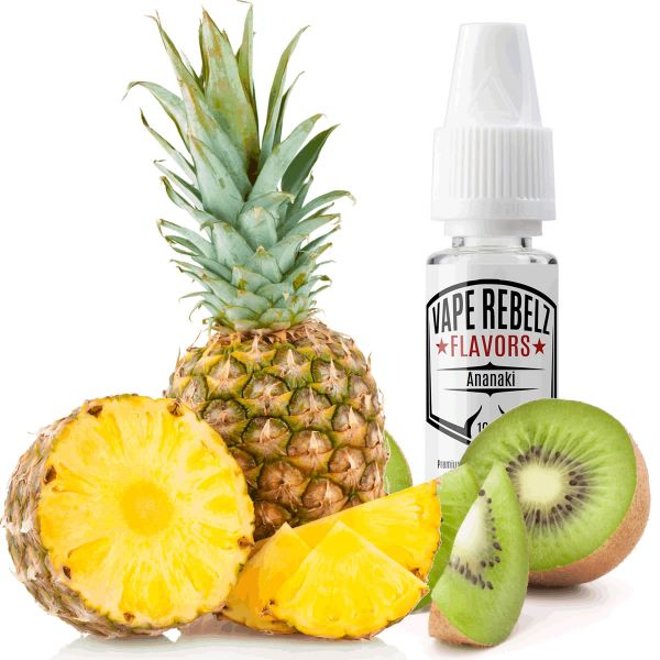 Rebelz Summer Ananaki Liquid 10ml / 50ml / 100ml