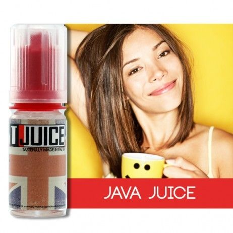 T-Juice Java Juice Concentrate - 10ml