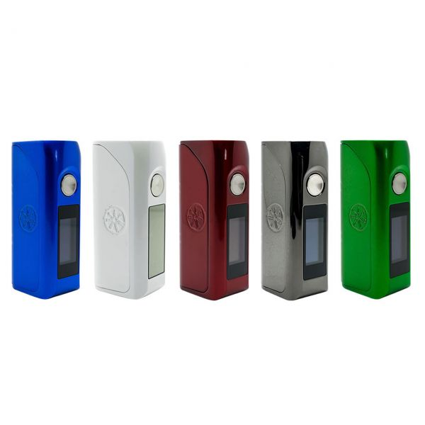 asMODus Colossal 80W TC Box MOD