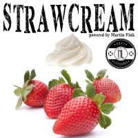 Nlife V.2 Strawcream Liquid 10ml / 50ml / 100ml