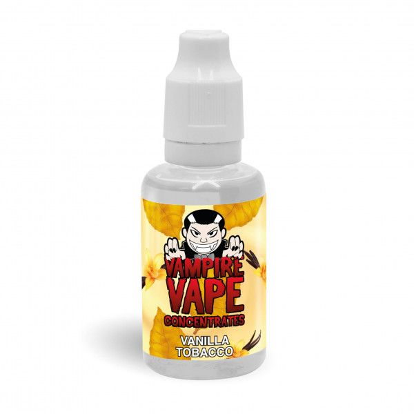 Vampire Vape Vanilla Tobacco Aroma - 30ml
