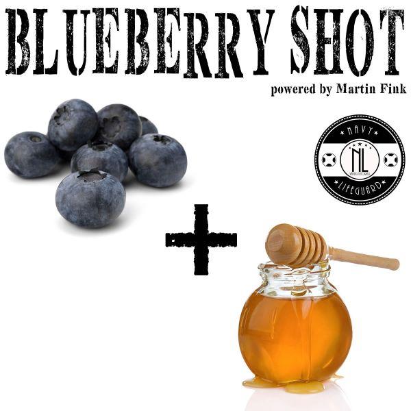 10ml Aroma NLife V.10 Blueberry Shot