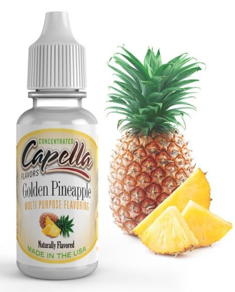 Capella Golden Pineapple Aroma Concentrate - 13ml