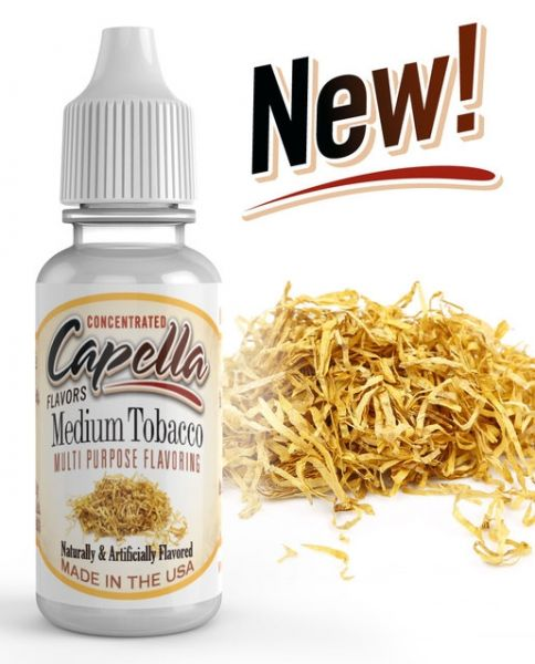 Capella Medium Tobacco Aroma Concentrate - 13ml