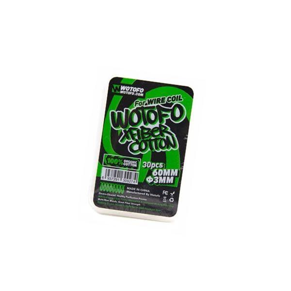 Wotofo Xfiber Cotton für 3mm Coils