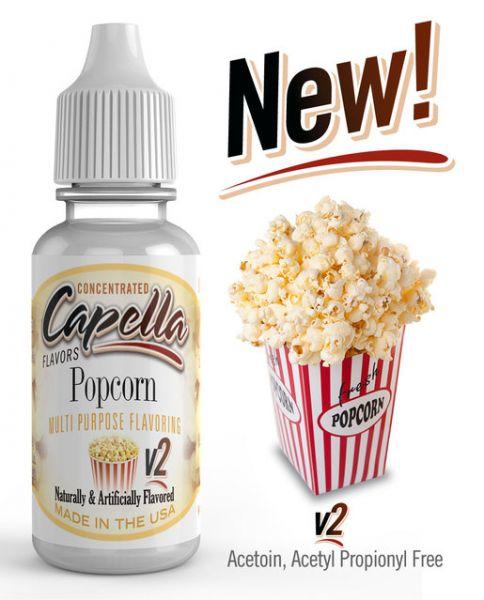 Capella Popcorn V2 Aroma Concentrate - 13ml