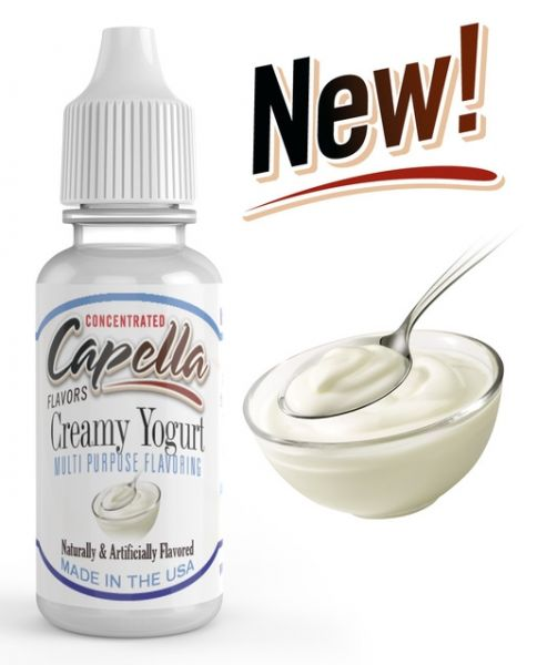Capella Creamy Yogurt Aroma Concentrate - 13ml