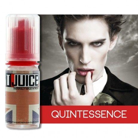 T-Juice Quintessence Concentrate - 10ml