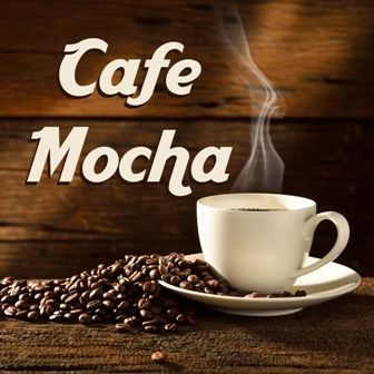 Pink Spot Cafe Mocha - Aroma 10ml