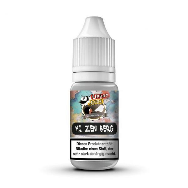 Urban Juice Zen Mountain Aroma - 10 ml